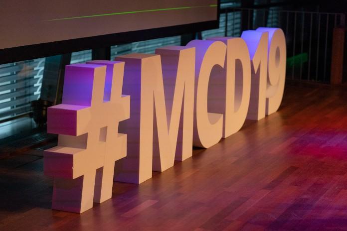 MCD hashtag