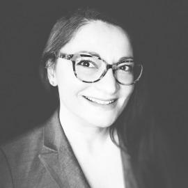 Mihaela Mazzenga - CTO - Sharper Image